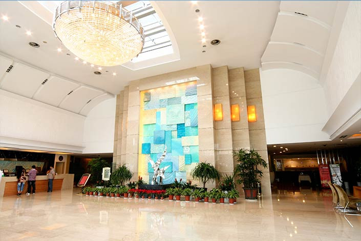盐城水城度假酒店_蔚蓝海岸国际大酒店-南京国豪装饰安装工程股份有限公司